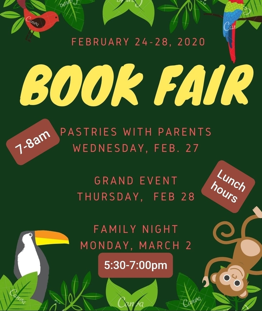Book Fair Events